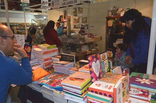 Ya está todo listo para la Feria del Libro edición Mujer