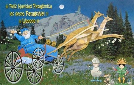 PatagoNel, el duende patagónico de Navidad