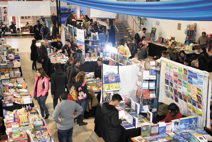 La Feria del Libro sigue su marcha