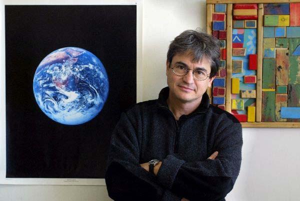 Carlo Rovelli estuvo visitando Argentina invitado por la UNSAM