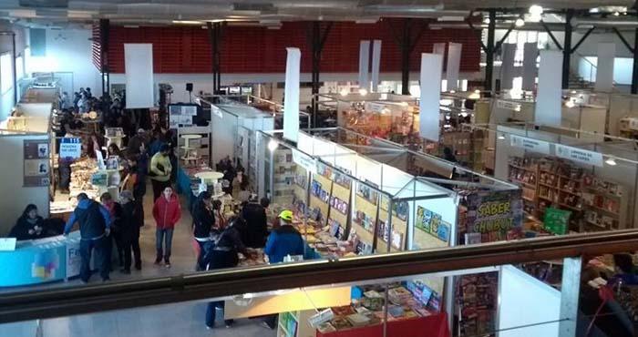 Feria Internacional del Libro de Comodoro Rivadavia 2018