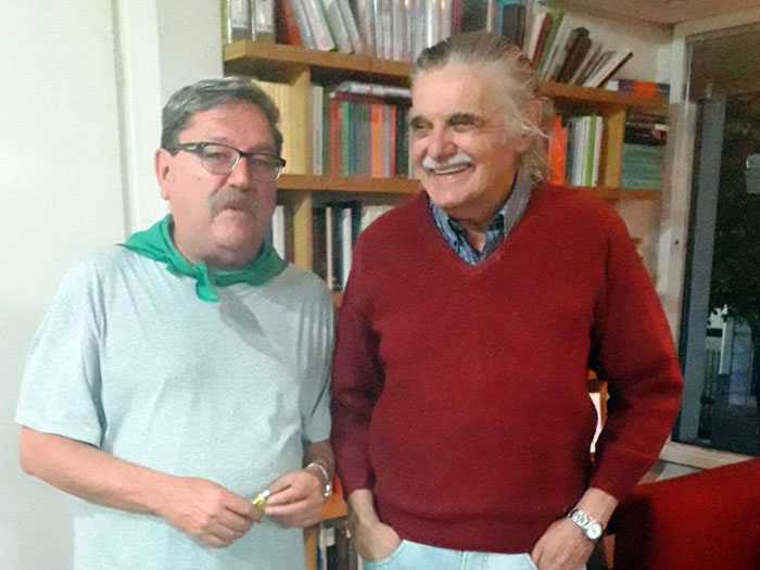 Horacio González asumió la dirección del FCE en Argentina